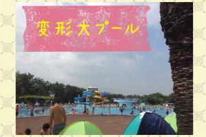浜寺変形大プール