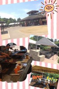 浜寺公園BBQ