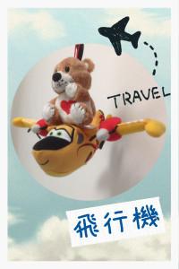 travel飛行機
