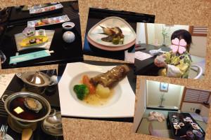 travel夕食