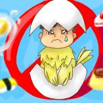 卵アレルギーで大騒ぎ